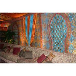 Wall Moroccan Wall