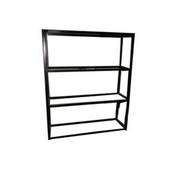 Black Metal Shelves