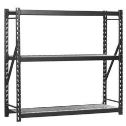 High-Capacity Storage Shelving