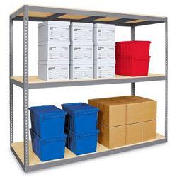 Wide Span Storage Racks