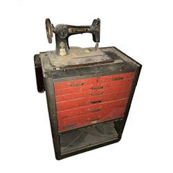 Powr Kraft The Bruce Sewing Machine