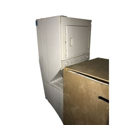 GE Spacemaker Washer & Dryer (approx. 6' tall)