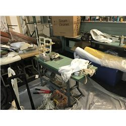 JUKI Sewing Station