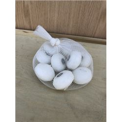 White Tea Light Candles (9 per bag)