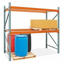 High-Capacity Storage Pallet Racks