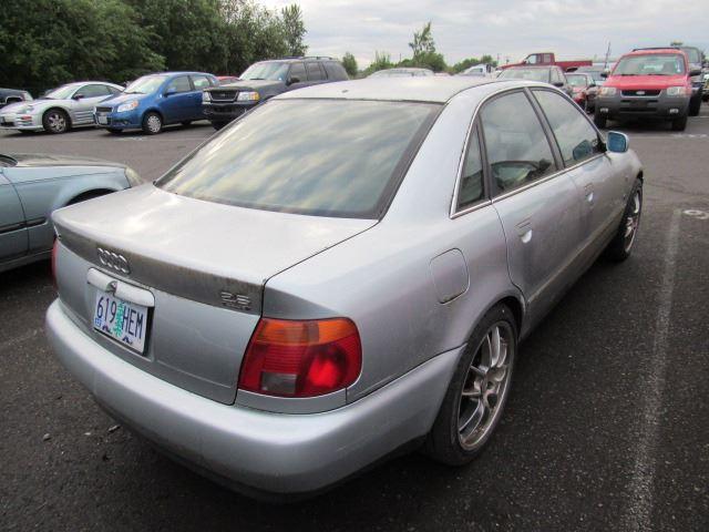 Audi A Speeds Auto Auctions - 1998 audi a4