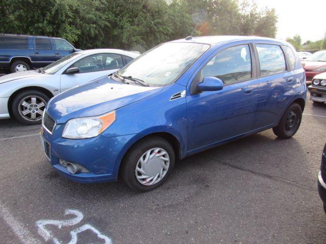 2010 Chevrolet Aveo Speeds Auto Auctions