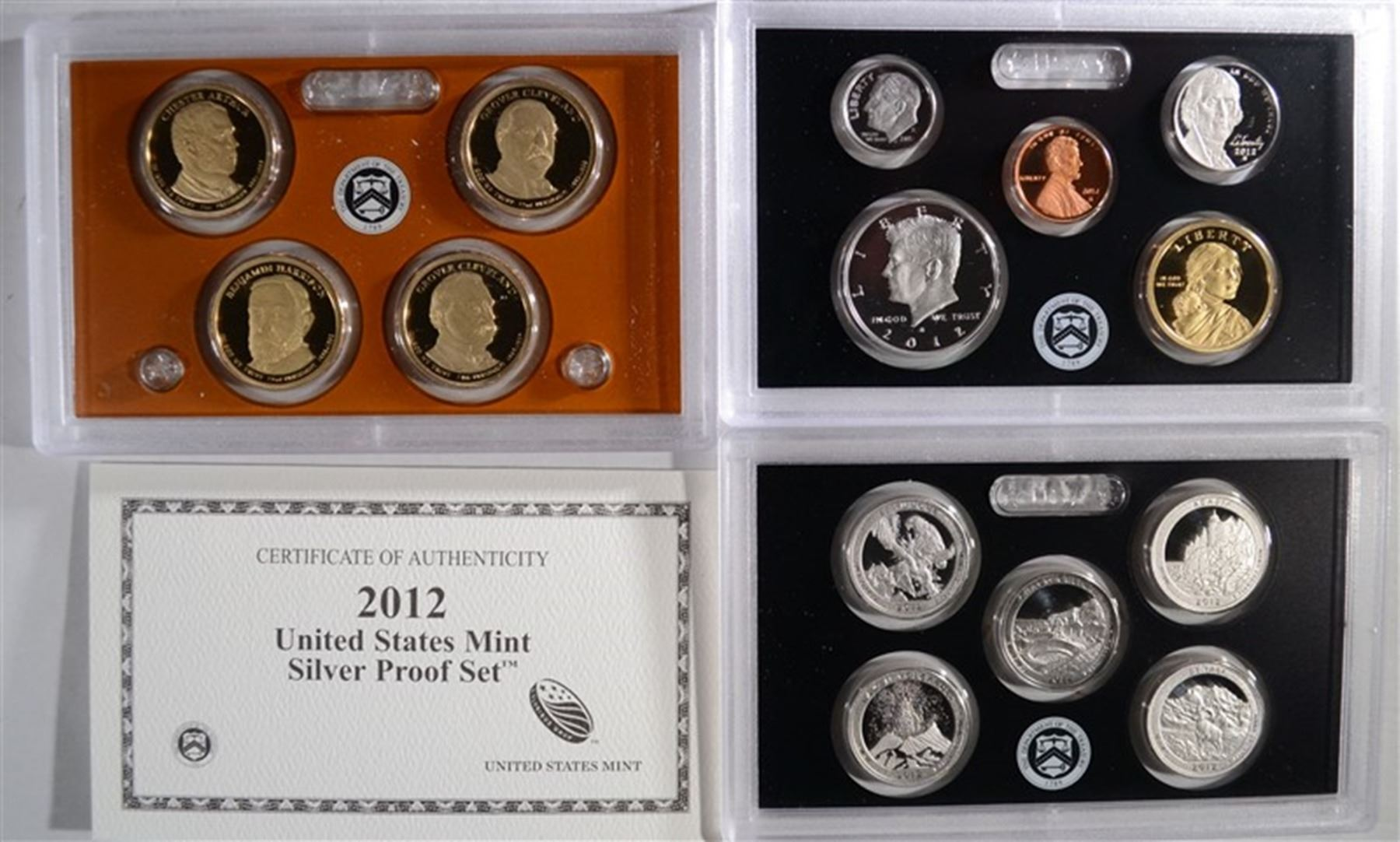 2012 United States Mint Set in Original Packaging 1