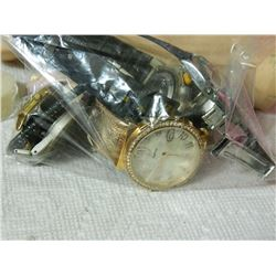 BAG ASSORTED WATCHES