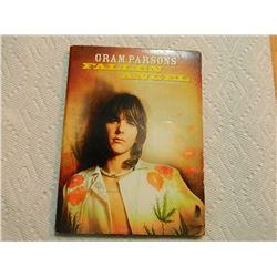DVD - GRAM PARSONS - FALLEN ANGEL