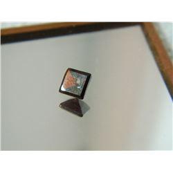 GEMSTONE - GARNET - EMERALD FACETED - 5.0 X 2.8mm