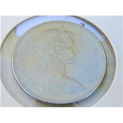 COIN - CANADA - $1 - 1971