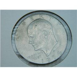 COIN - USA $1 - 1974