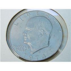 COIN - USA - $1 - 1974