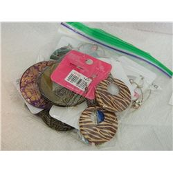 ASSORTED NEW JEWELRY - EARRINGS - 12 SETS