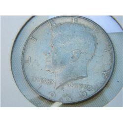COIN - USA - 50 CENT - 1969
