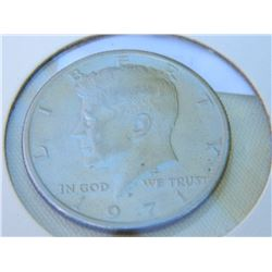 COIN - USA - 50 CENT - 1971