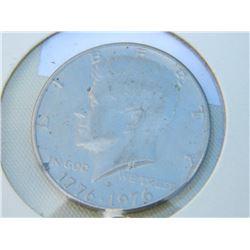 COIN - USA - 50 CENT - 1976