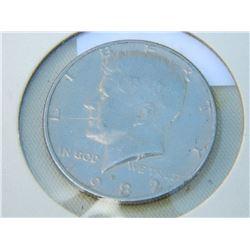 COIN - USA - 50 CENT - 1982
