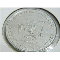 COIN - ADVENTURE JAMBOREE - PENTICTON BC - YUKON - JULY 1966