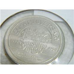 COIN - BANFF-LAKE LOUISE DOLLAR - 50TH ANNIVERSARY - 1935-1984