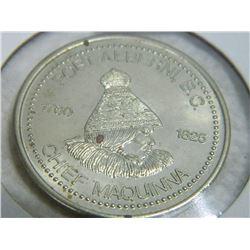 COIN - BICENTENIAL 1778-1978 - CAPTAIN COOK - PORT ALBERNI BC