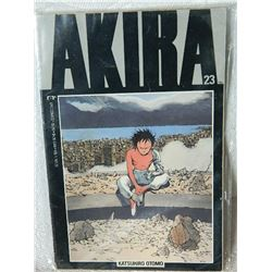AKIRA - #23 - CONDITION FAIR - WITH BAG