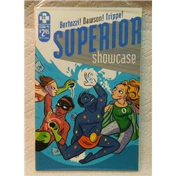 BERTOZZI DAWSON TRIPPE SUPERIOR SHOWCASE #1 2006 - NEAR MINT
