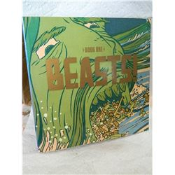 BOOK - BEASTS - AS CURATED BY JACOB COVEY - A PICTORIAL SCHEDULE OF TRADITIONAL HIDDEN CREATURES - 9