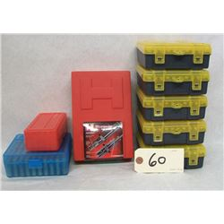 38 SPECIAL AND 357 MAGNUM RELOADING LOT