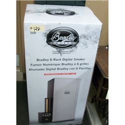 BRADLEY 6 RACK DIGITAL SMOKER