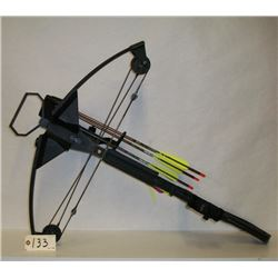 BOX LOT CROSS BOW