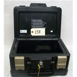 HONEYWELL SMALL SAFE