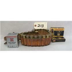 AMMUNITION LOT 16 , 12 AND .410 SHOTSHELLS.