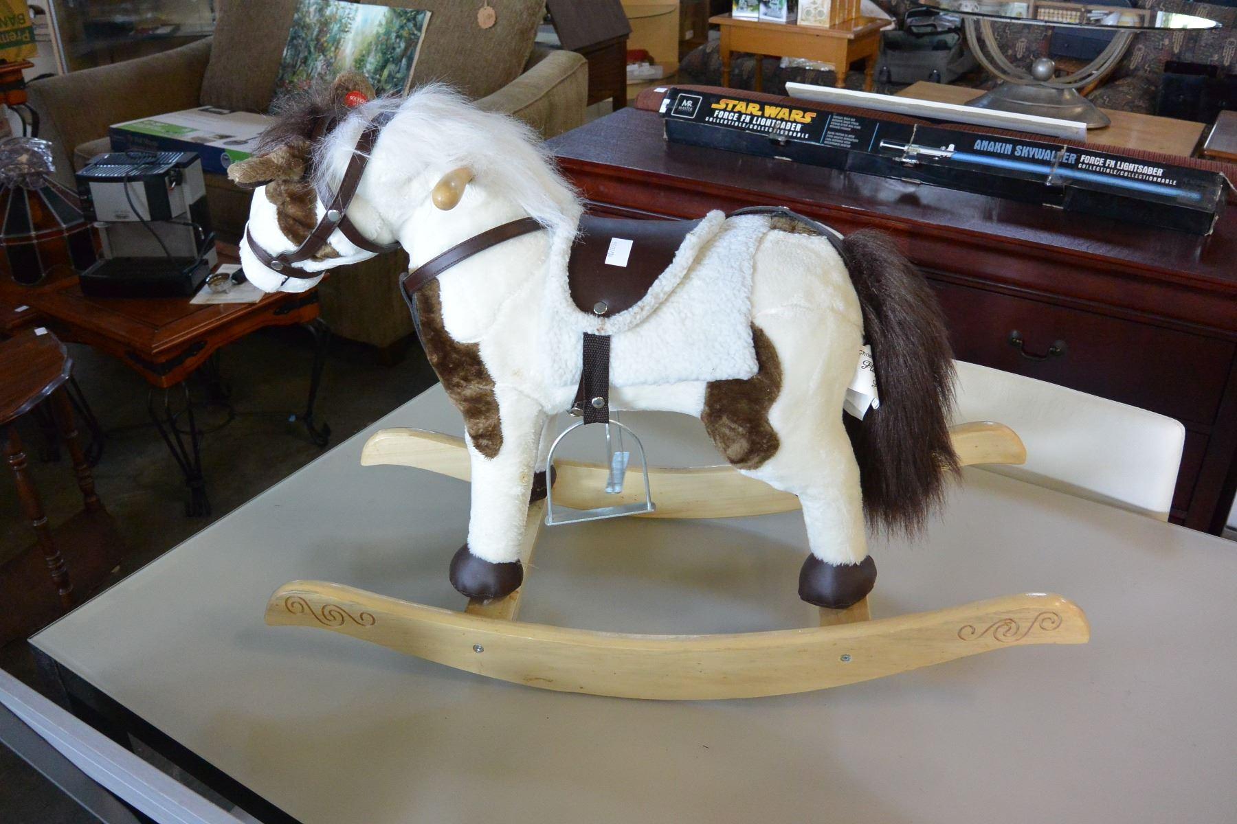 Animatronic Rocking Horse