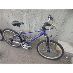 "21 Speed Infinity ""Breeze"" Mountain Bike"
