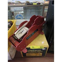 Trumpet Speaker & Taping Packer Dispenser
