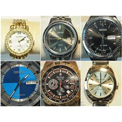 FEATURED ITEMS: MENS AND LADIES WATCHES