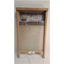 Soap Saver Wash Board