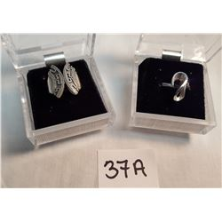 2 Sterling Rings