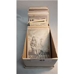 Large Box of Native Postcards