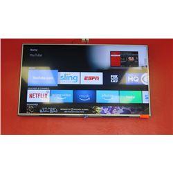 """Large LG Smart Flatscreen TV 49"""" X 28"""""""