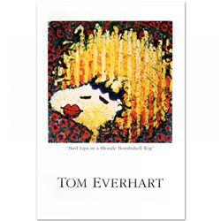 "Tom Everhart ""Bird Lips"" Fine Art 24x36 Poster"