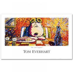 "Tom Everhart ""Last Supper"" Fine Art 38x24 Poster"