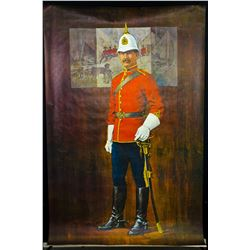 North West Mounted Police Poster