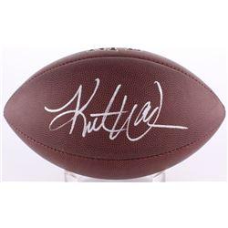 Kurt Warner Signed NFL Football (JSA Hologram)