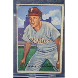 1952 Bowman #53 Richie Ashburn