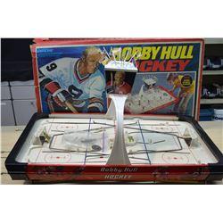 Vintage Bobby Hull Hockey Game - With original box!