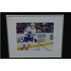 Toronto Maple Leafs - Jake Gardiner #51 Autographed 8.5 X 11 Photo