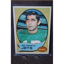 1970 Topps #150 Joe Namath